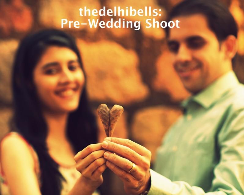 Pre-Wed Shoot