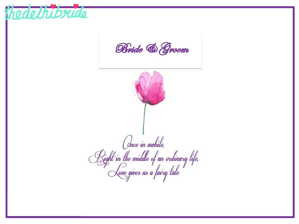 Online Wedding Invites with nice invitation example