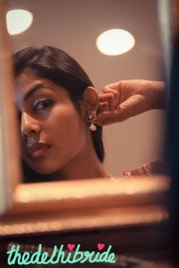 Earrings by Anita Dongre