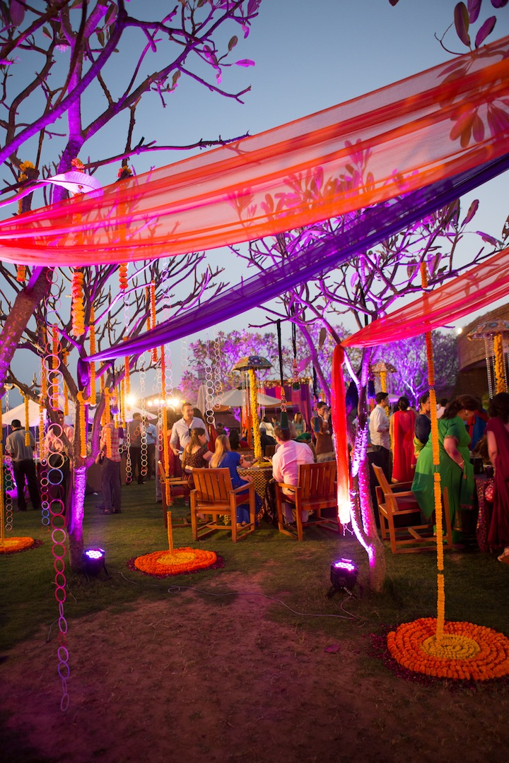 Mehndi Night Decoration Ideas : Vendor review elements decorator an indian wedding