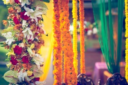 Elements mehendi decor Sahiba wedding Photo Tantra swing