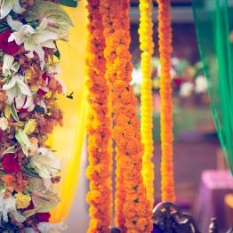 Elements mehendi decor Sahiba wedding Photo Tantra swing