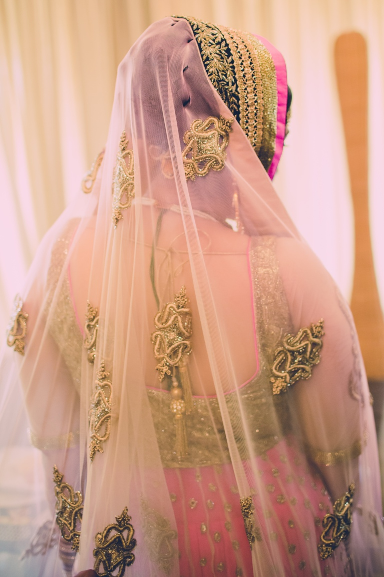 Sahiba Photo Tantra Ritika Mirchandani Sikh wedding jacket lehenga