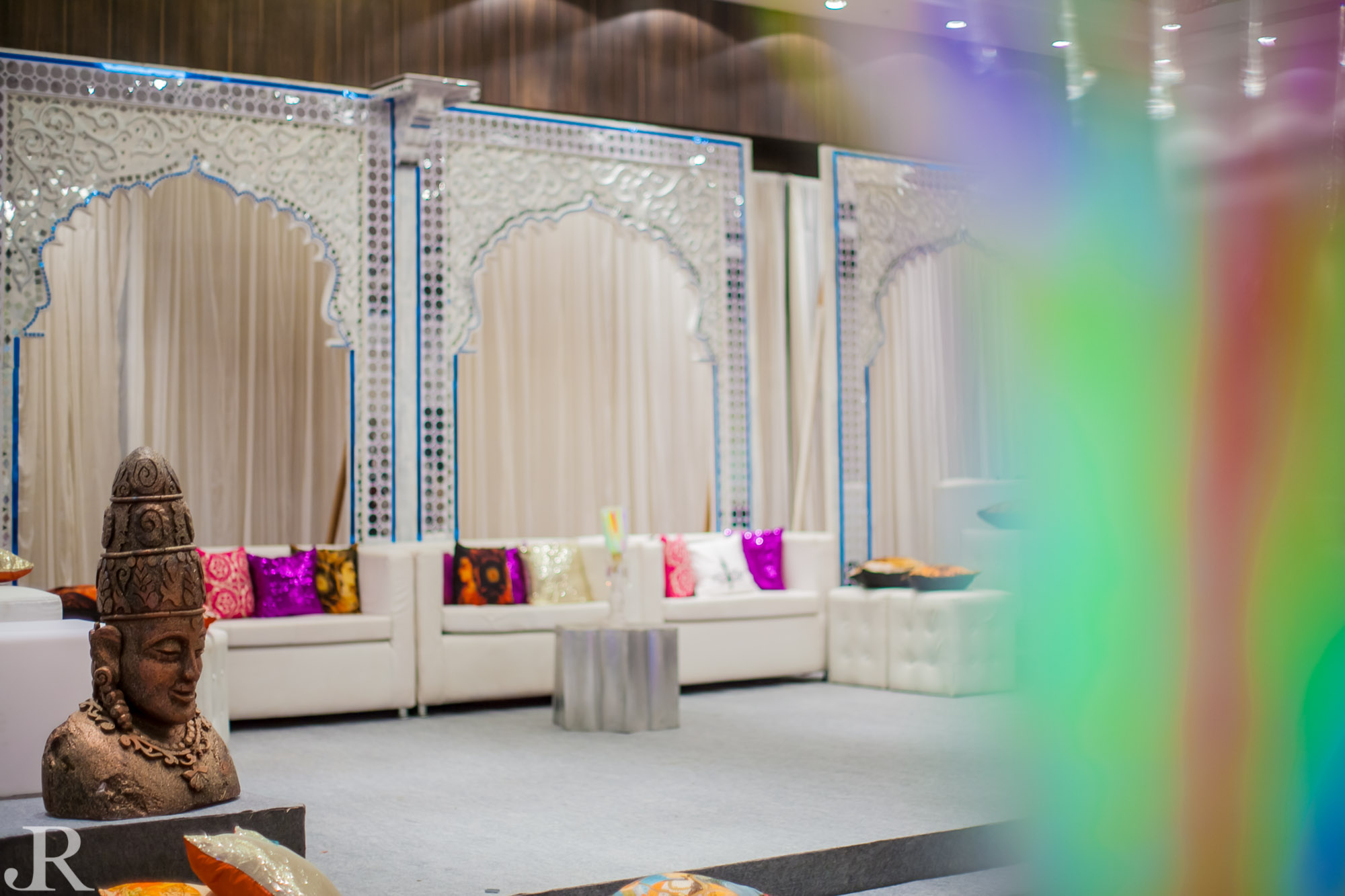 Vendor feature the wedding design company an indian for Designing company