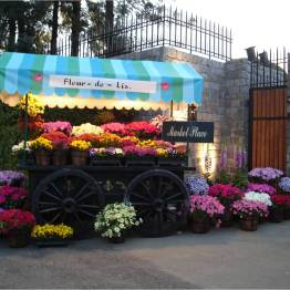 wedding design company flowers
