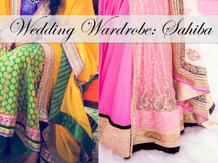 Wedding Wardrobe Sahiba trousseau