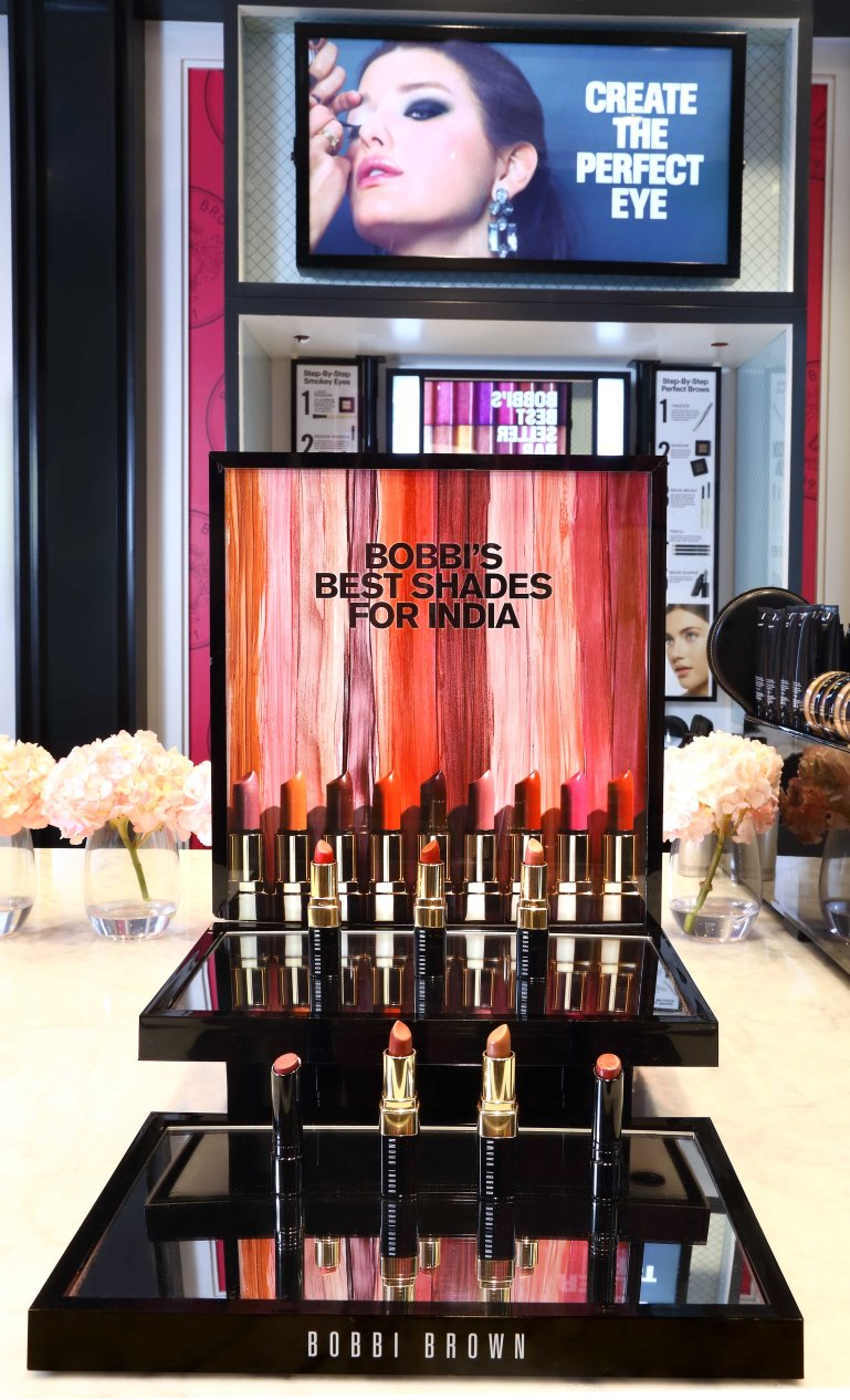 Bobbi Brown Cosmetics - Store - SelectCITYWALK Delhi 3