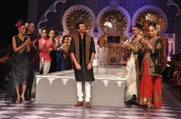 Anil Kapoor IBFW Falguni Shane Peacock 2013