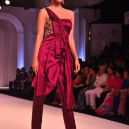 An Indian twist on a jumpsuit?