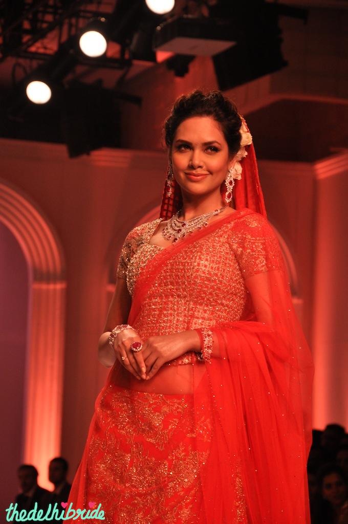 IBFW 2013 Adarsh Gill Esha Gupta 1