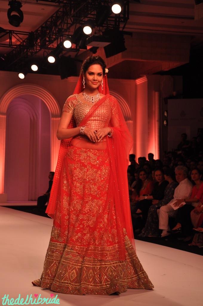 IBFW 2013 Adarsh Gill Esha Gupta 2