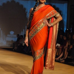 This sari almost made it to the top picks