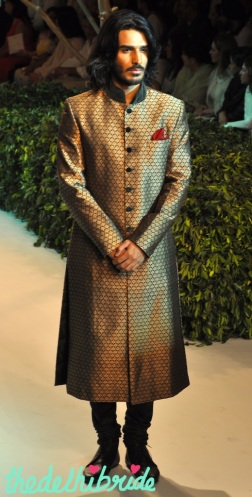 The only sherwani I liked