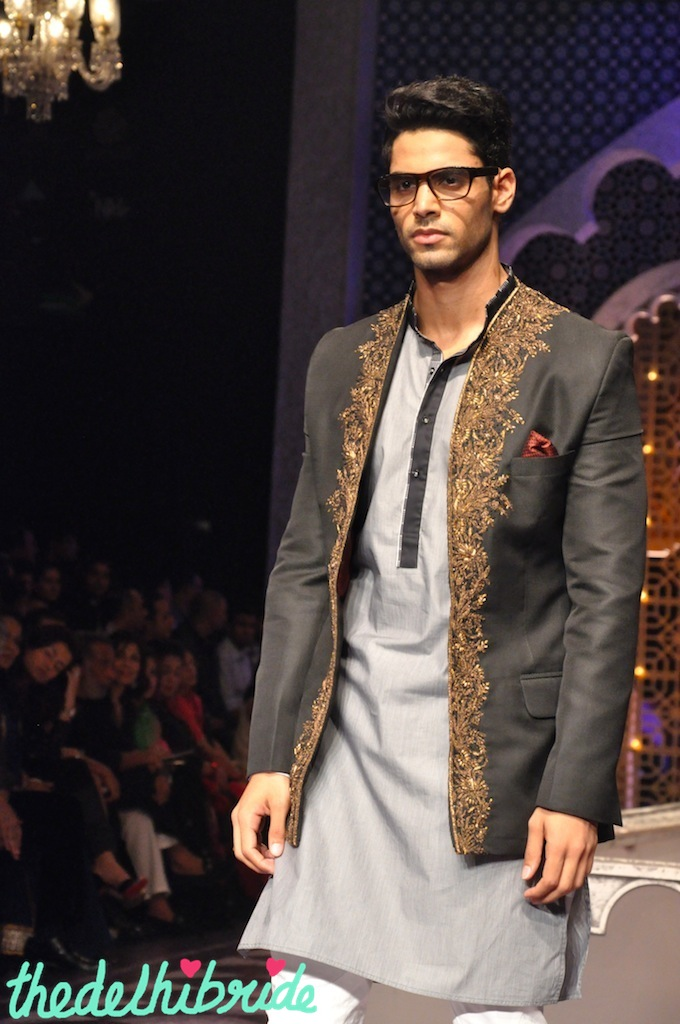 Raghavendra Rathore At India Bridal Fashion Week 2013 An