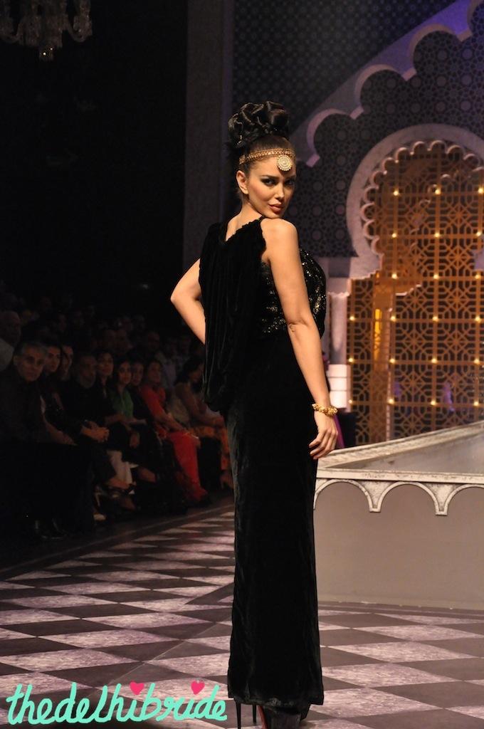 Raghavendra Rathore At India Bridal Fashion Week 2013 An