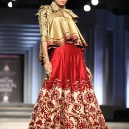 India Bridal Fashion Week Delhi 2013 - Shantanu & Nikhil 1