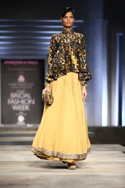 India Bridal Fashion Week Delhi 2013 - Shantanu & Nikhil 10