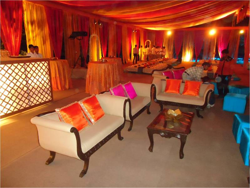 A destination wedding at Ranthambore