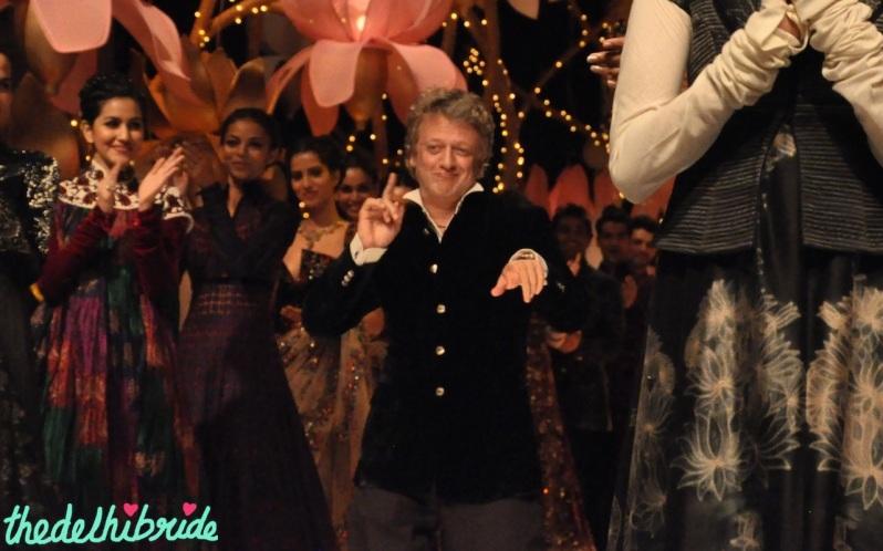rohit bal dancing IBFW