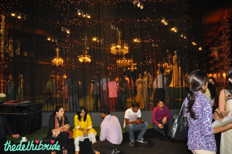 Tarun Tahiliani Couture Exposition 2013 Media Preview