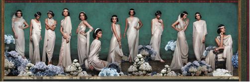 Tarun Tahiliani Couture Exposition 2013 womenswear heavy 4