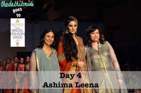 thedelhibride India Bridal Fashion Week Ashima Leena