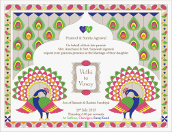 Wedding e invite