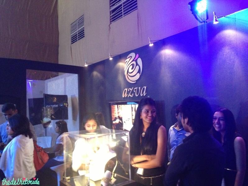 Behind The Scenes India Bridal Fashion Week 11
