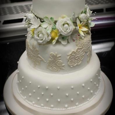 Choc Tales wedding cake 4