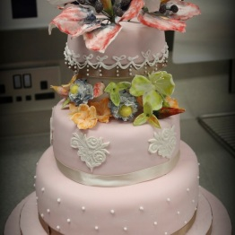 Choc Tales wedding cake 5