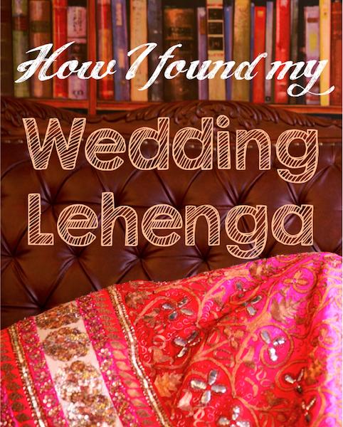 how i found my Indian wedding lehenga chandni chowk om prakash jawaharlal