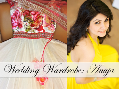 thedelhibride Wedding Wardrobe Anuja