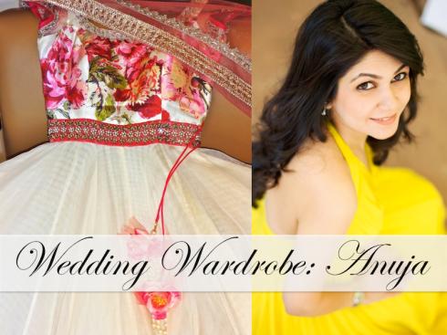 thedelhibride Wedding Wardrobe Anuja