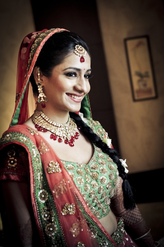 upper half look prathna best wedding lehenga 2012
