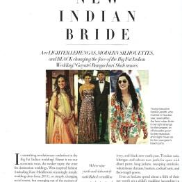 Harper's Bazaar page 1