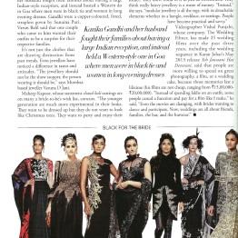 Harper's Bazaar Page 3