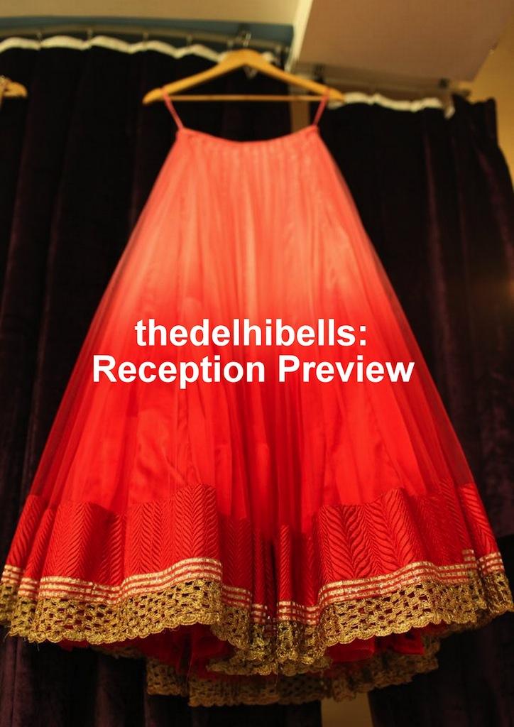 thedelhibells reception preview