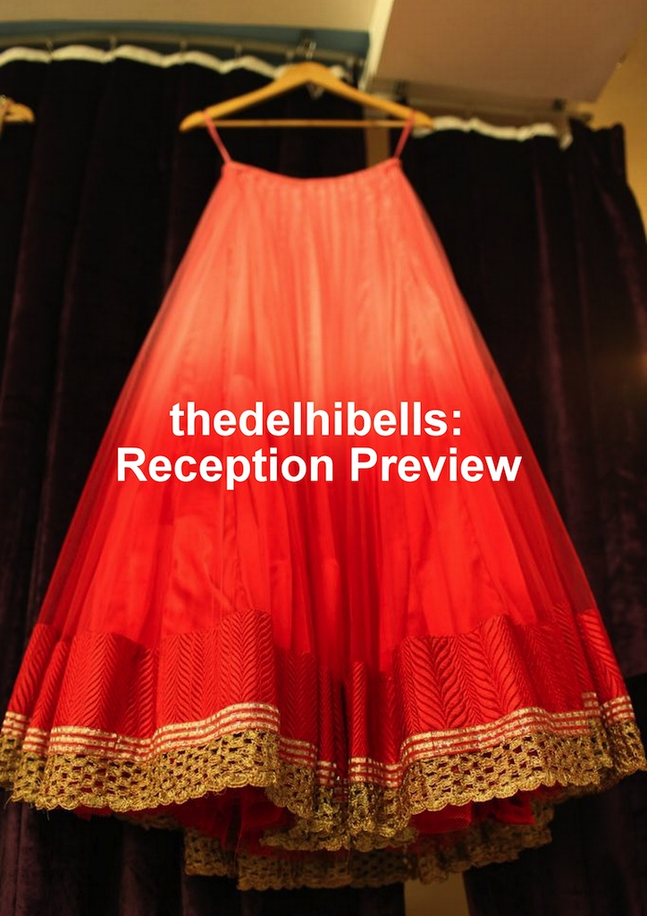 thedelhibells reception preview