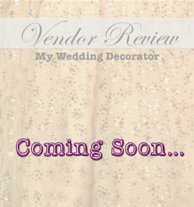 vendor review coming soon