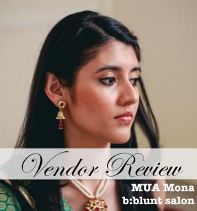 vendor review mona bblunt gk2 delhi