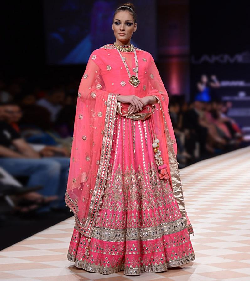 Anita Dongre Jaipur 2013 1a