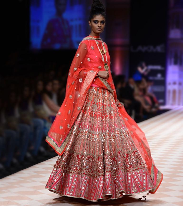 Anita Dongre Jaipur 2013 2b