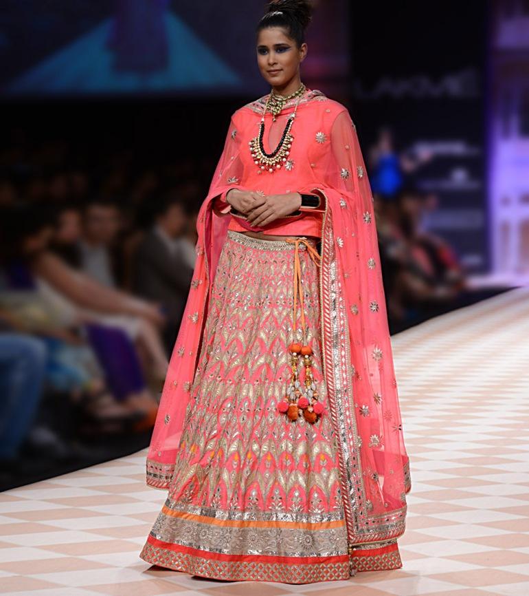 Anita Dongre Jaipur Bride 2013 3a