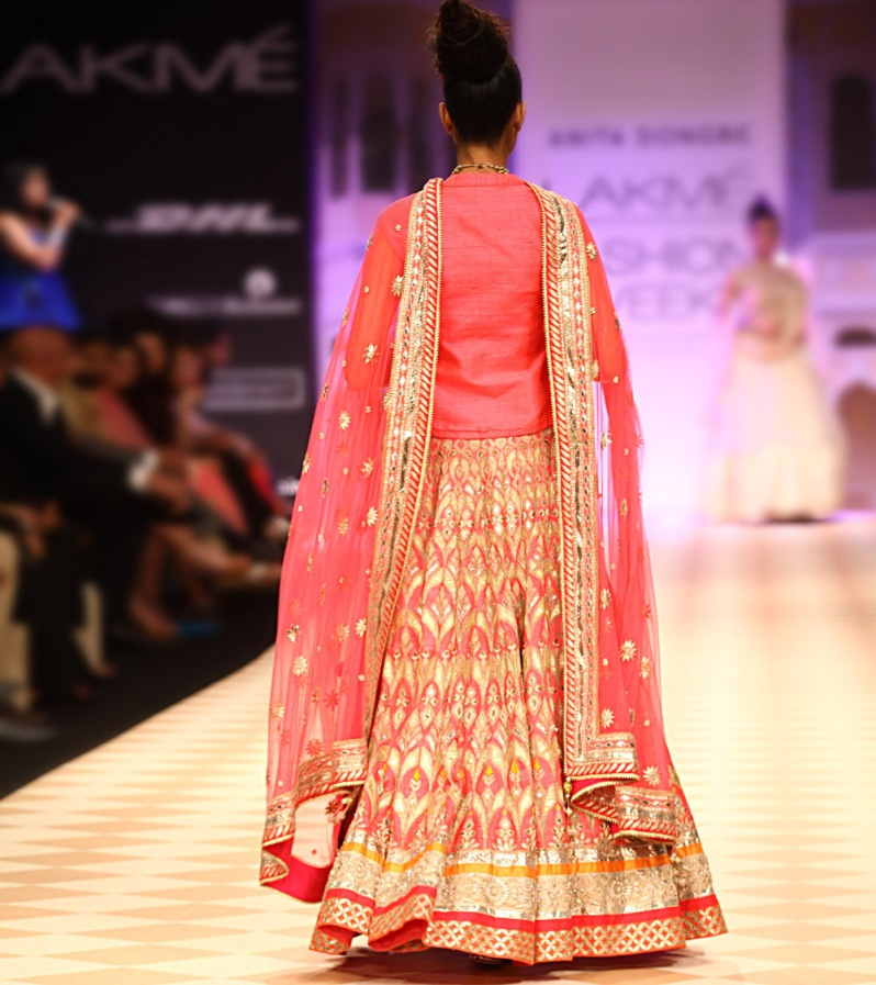 Anita Dongre Jaipur Bride 2013 3b