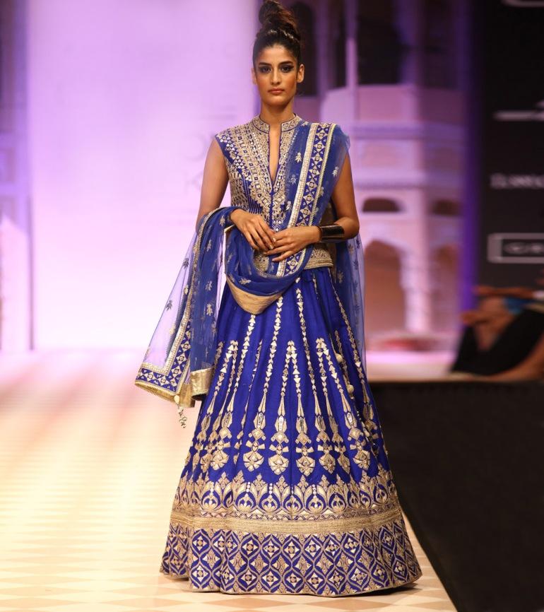 Anita Dongre Jaipur Bride 2013 4a
