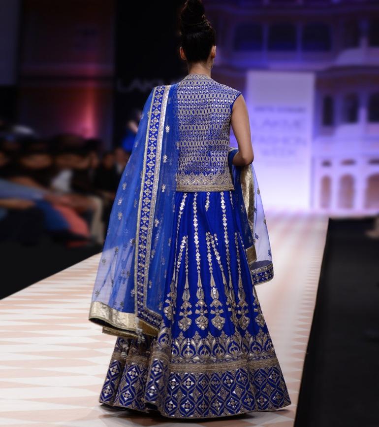 Anita Dongre Jaipur Bride 2013 4b