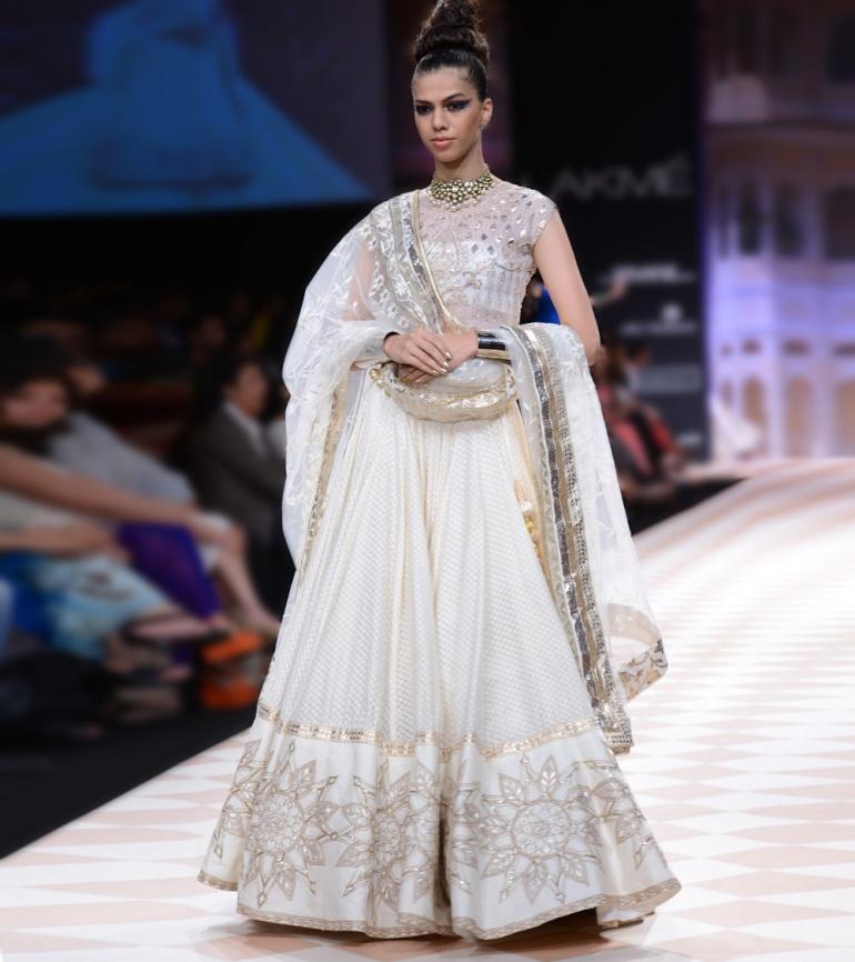 Anita Dongre Jaipur Bride 2013 7a