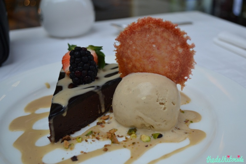 dessert at TWG tea salon marina bay sands singapore