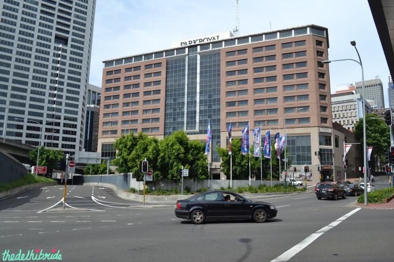 Park Royal hotel, Darling Harbour