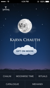 Tanishq Karva Chauth 2013 app review features